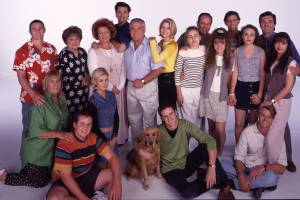 Neighbours 1996 Cast Shot 300 Pix