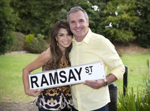 Paula Abdul And Alan Fletcher