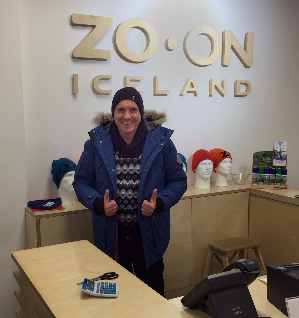 ZO-ON Clothing for supplying me with the very best outdoor gear imaginable. You kept me alive guys!