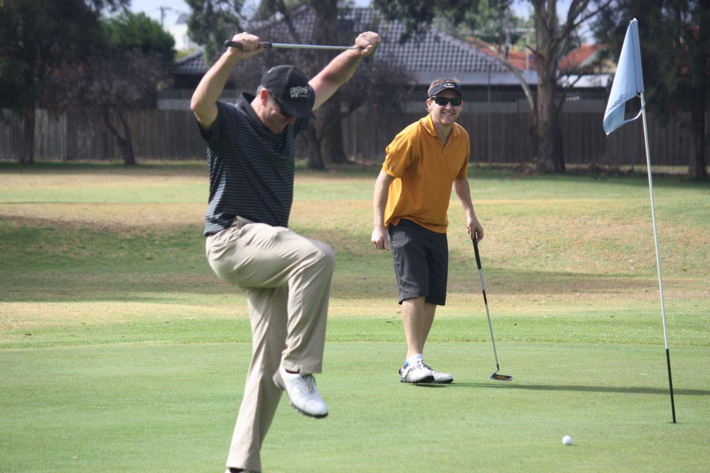 Angry Golf 1